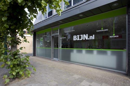 Voorgevel BIJN.nl kantoor
